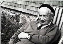 Martin Heidegger (Infografía)