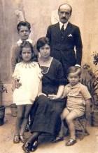 Ortega en familia