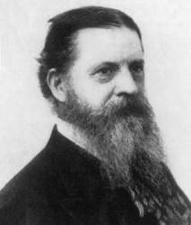 Ch. S. Peirce, fundador de la filosofía pragmatista.