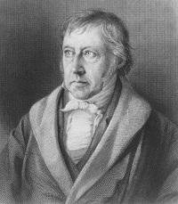 Hegel: EN el prefacio a su Filosofía del derecho, Hegel incluía el aserto de que «la filosofía es su tiempo aprehendido en pensamientos»