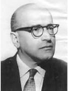 José Gaos, profesor de Filosofía, exiliado en México.