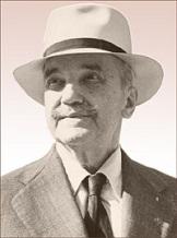 Georges Santayana, filósofo, ensayista, poeta y novelista, nacido en Madrid