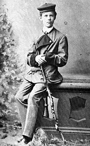 Max Weber, de joven Infografía