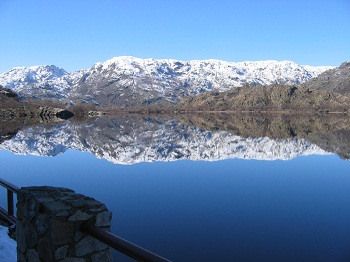 Lago de Sanabria (Infografía)