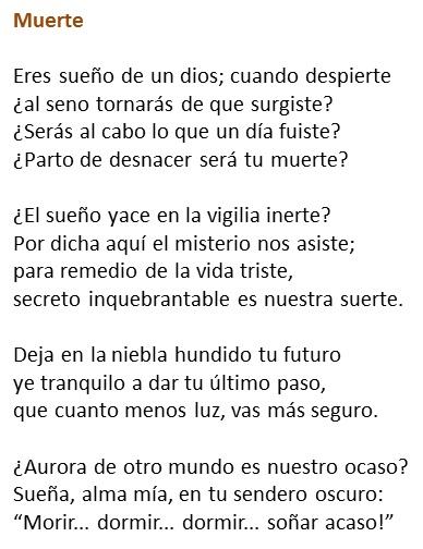Poema de Unamuno coincidente con su visita a Sanabria