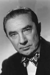 Bela Lugosi, en el papel de F. Bown (Infografía)