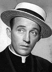 Bing Crosby como Padre O'Malley (Infografía)