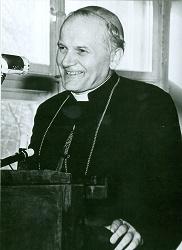 San Juan Pablo II ha sido uno de los principales exponentes del personalismo polaco.