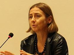 FRancisca Pérez Carreño, autora de Estética (Tecnos, 2013).