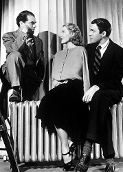 Photo by SNAP/Rex/REX USA (786780mk) FILM STILLS OF 'MR. SMITH GOES TO WASHINGTON' WITH 1939, JEAN ARTHUR, FRANK CAPRA, JAMES STEWART IN 1939 VARIOUS