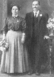 Los padres de Capra: Rosaria y Salvatore (Infografía)
