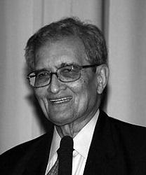 Amartya Sen, experto en filosofía y economía. Premio Nobel en 1998.