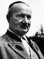 Heidegger (Infografía)
