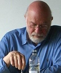 Stanley Cavell, julio de 2009 (Infografía)