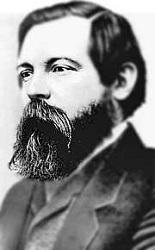 Friedrich Engels (Infografía)