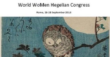 Congreso sobre Hegel