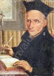 """<img src=""""suarez"""" alt=""""Filósofo, teólogo y jurista español, máximo exponente de la filosofía escolástica del siglo XVI"""" />"""