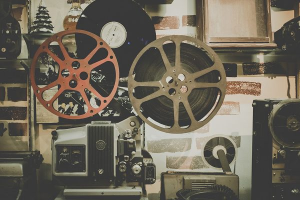 Imagen de un cinematógrafo