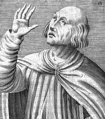 Berengario de Tours negaba la presencia real de Cristo en la Eucaristía