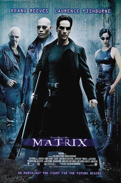 Cartel de Matrix