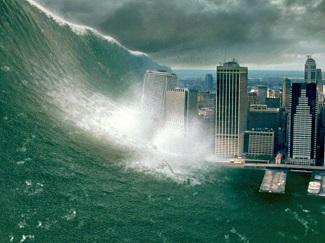 Películas de desastres natuales