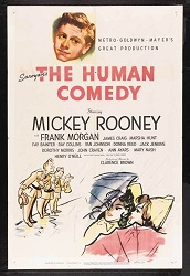"""<img src=""""THe Human Comedy"""" alt=""""La Comedia Humana está relacionada con It's a Wonderful Life"""">"""