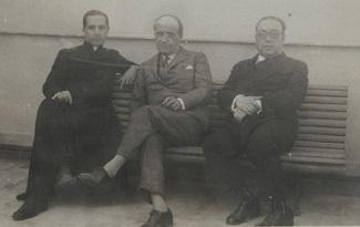 Zubiri, Ortega y Morente