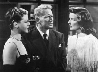 Angela Lansbury, Spencer Tracy and Katherine Hepburn in State of the Union