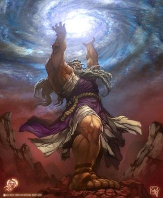 Urano, dios del cielo