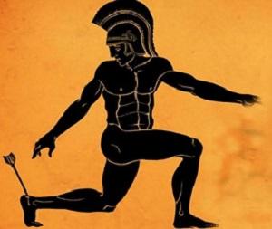 Reflexiones sobre la revelación originaria: la sociedad urbana.. Imagen de Aquiles