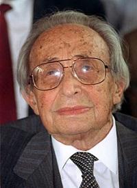 Hans Jonas, filósofo alemán, autor de El principio de la responsabilidad