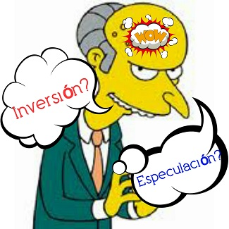 Economía productiva vs. economía especulativa