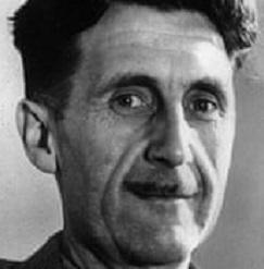 George Orwell, un escritor y periodista británico en contra de los totalitarismos nazi y estalinista