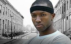 jefe de la Organización del mismo nombre de Stanfield en el comercio de drogas de Baltimore en la serie The Wire