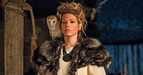 Imagen de Lagertha en Vikings