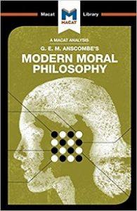 Modern Moral Philosophy
