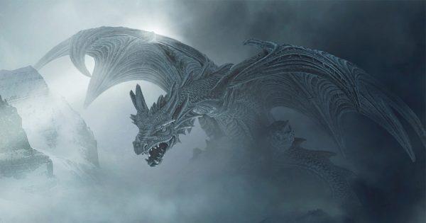 Dragón del mito