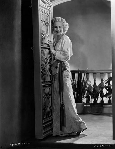 Lyda Roberti in The Kid from Spain (1932)