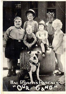 Resultado de imagen de our gang 1922