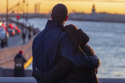 Amor de hombre y mujer