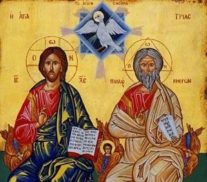 Religión trinitaria