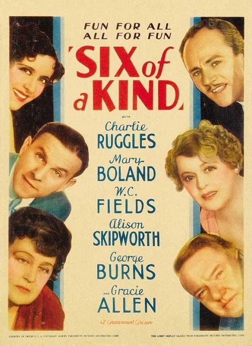 Six of a Kind, de Leo McCarey