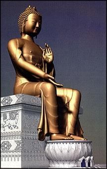 Futuro Buda o Mesías