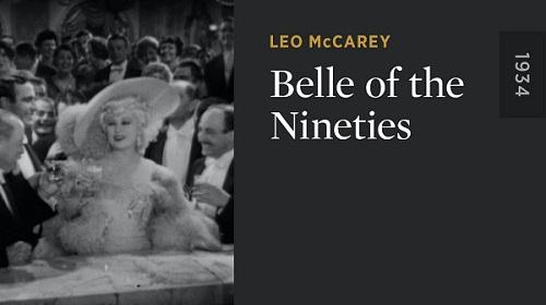 Mae West en Belle of the Nineties