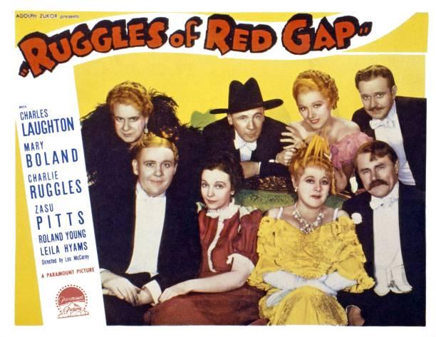 Ruggles of Red Gap, las experiencias del que va descubriendo la propia libertad.